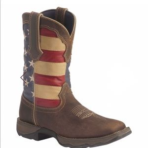 Durango Patriotic Lady Rebel Western Boot